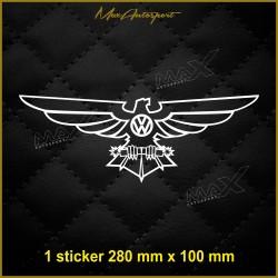 Sticker decals EAGLE Volkswagen