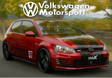 MAX-Autosport - Sticker decal and tshirt for VW VOLKSWAGEN